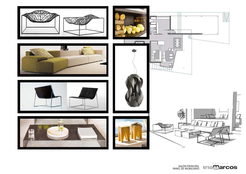 Estudio de dise o de interiores reformas y decoraci n - Proyectos de interiorismo online ...